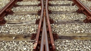 マージする鉄道