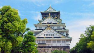 大阪城、大阪のイメージ