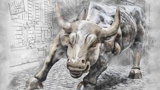 ウォール街の雄牛