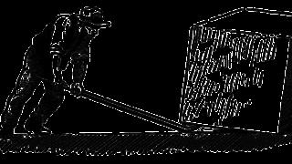 テコの原理の画像