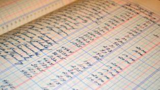 会計帳簿の記録